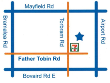 father tobin map